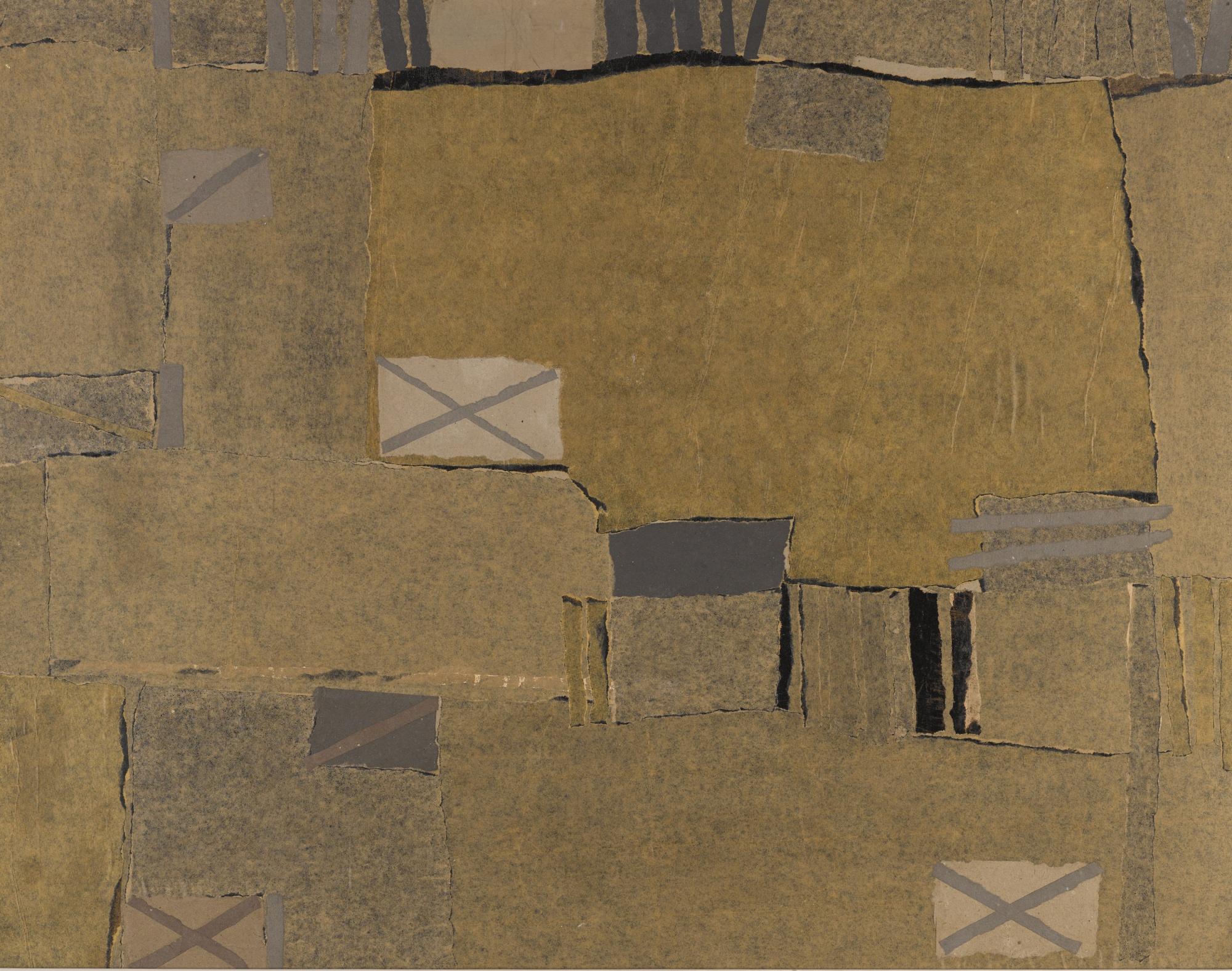 Francis Davison-Gated Fields-1963
