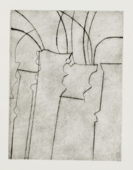 Ben Nicholson-Urbino 2 (L.2)-1965