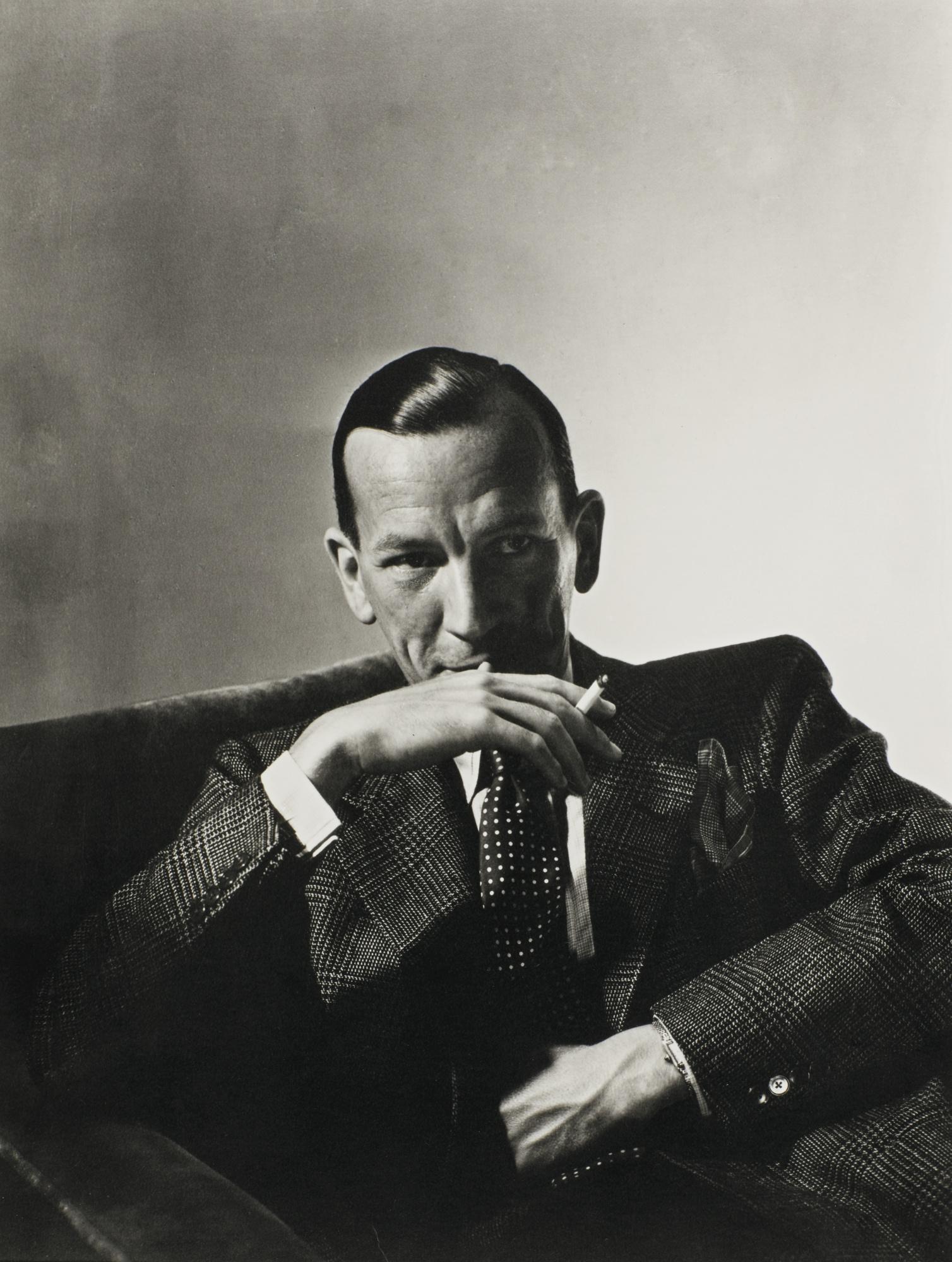 Horst P. Horst-Noel Coward, Paris, 1936-1936