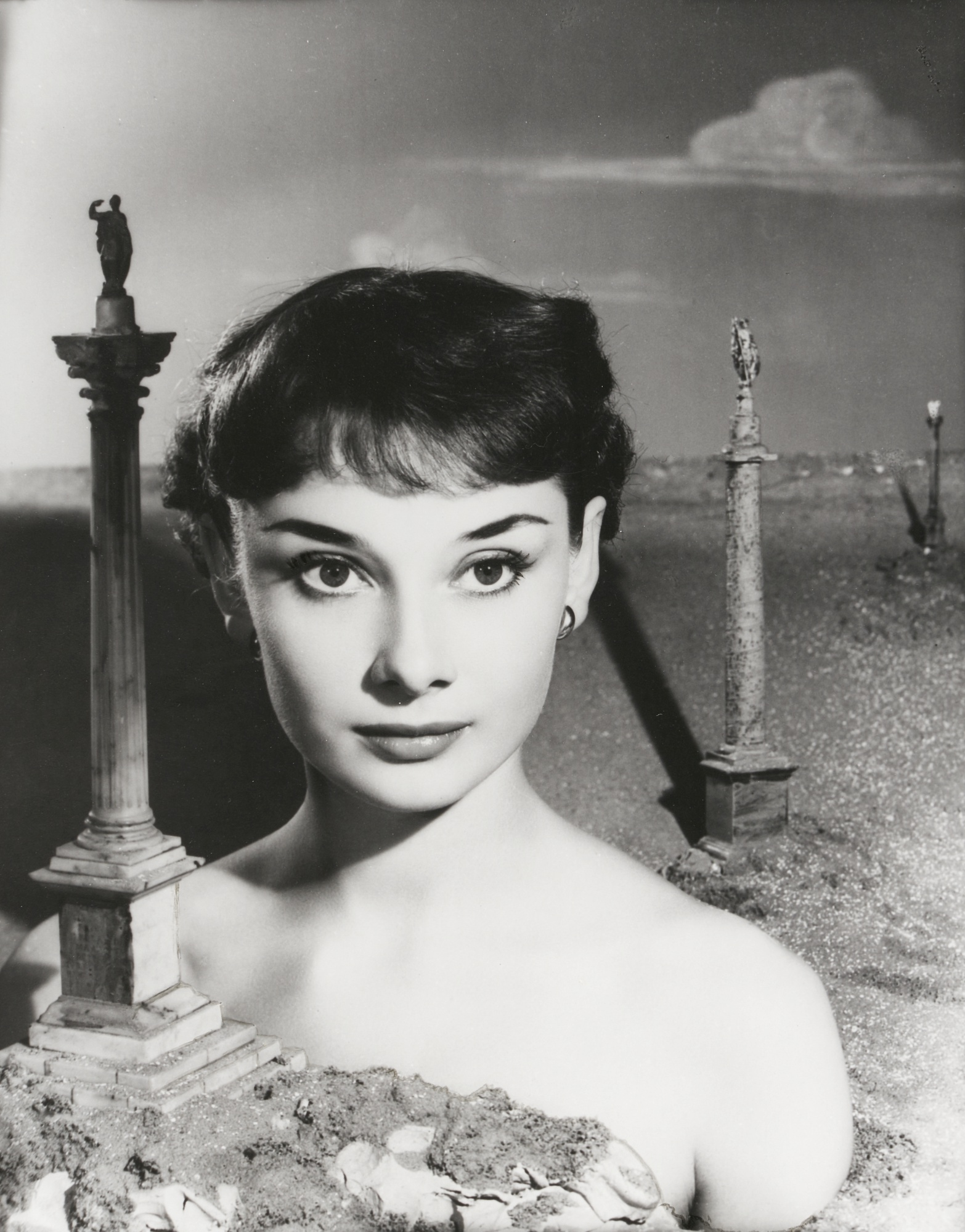 Angus McBean-Audrey Hepburn, 1949 Vivien Leigh, 1938-1949