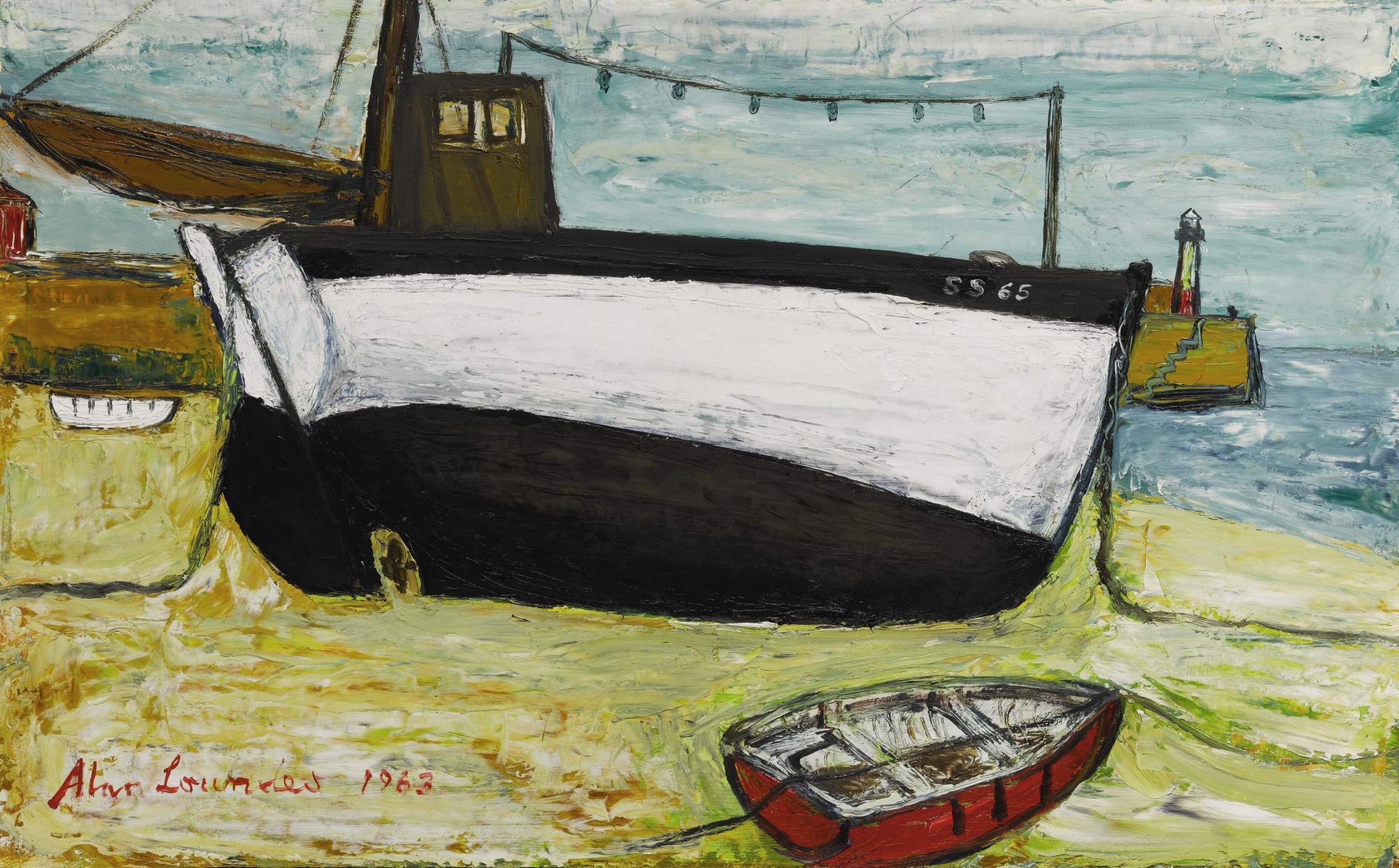 Alan Lowndes-S.S. 65-1963