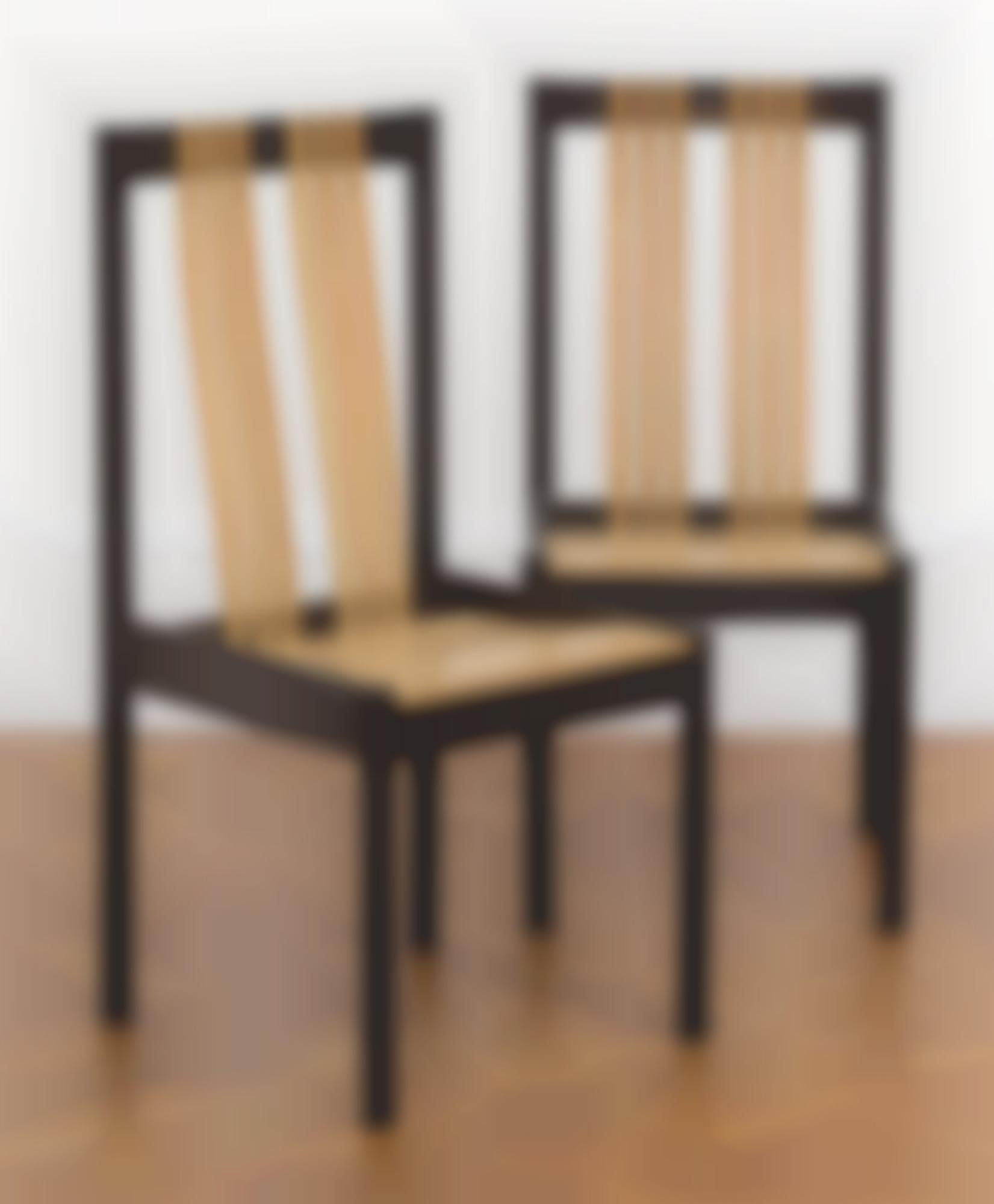 Alan Peters-Four Chairs-1993
