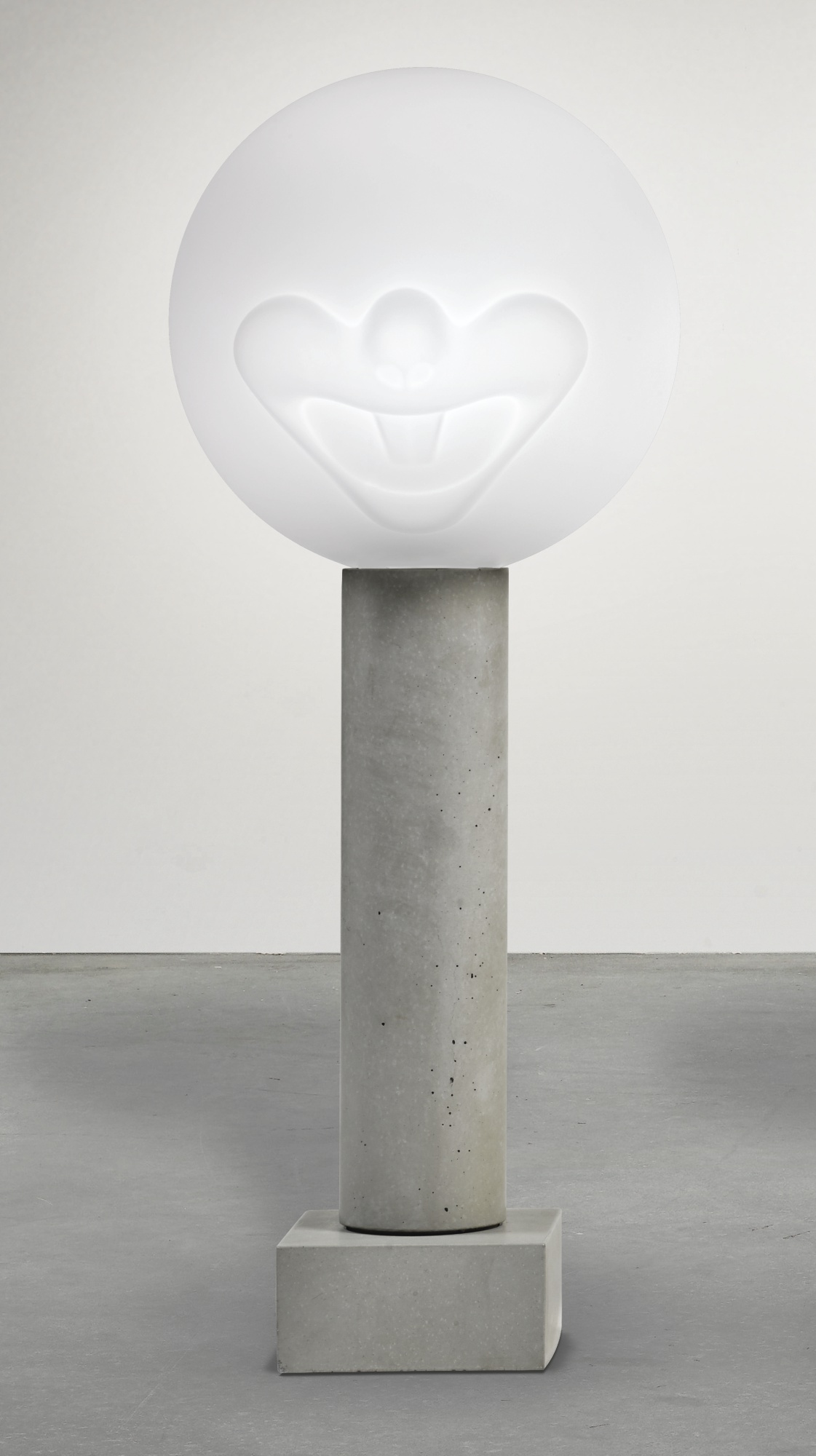 Sebastian Wrong-Prototype Block Head Lamp, From The A Buggs Life Limited Edition Collection-2009