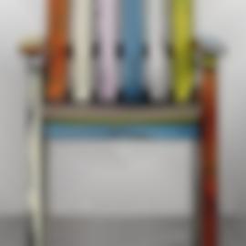 Richard Woods-Sebastian Wrong-Studio Chair, From The Wrongwoods Principal Collection-2012