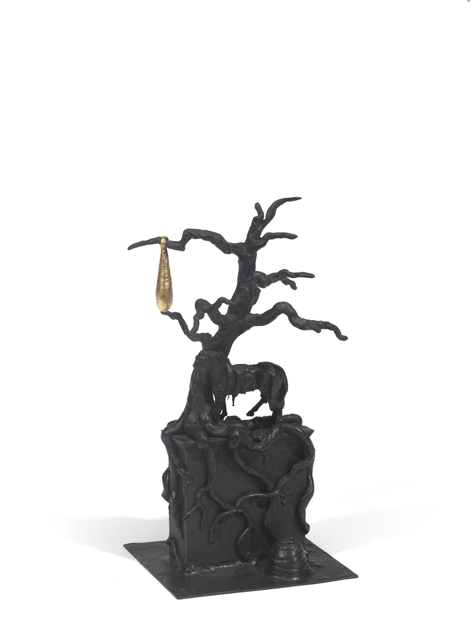 Bill Woodrow-Equine Statue-1997