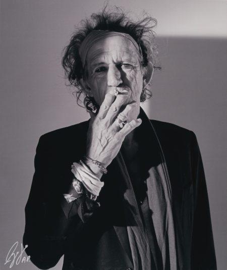 Lorenzo Agius-Keith Richards, 2008-2008