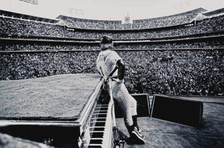 Terry O'Neill-Elton John, Los Angeles, 1975-1975