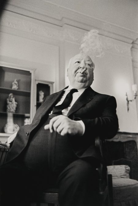 Neil Libbert-Alfred Hitchcock At The Claridges Hotel, London, 1973-1973