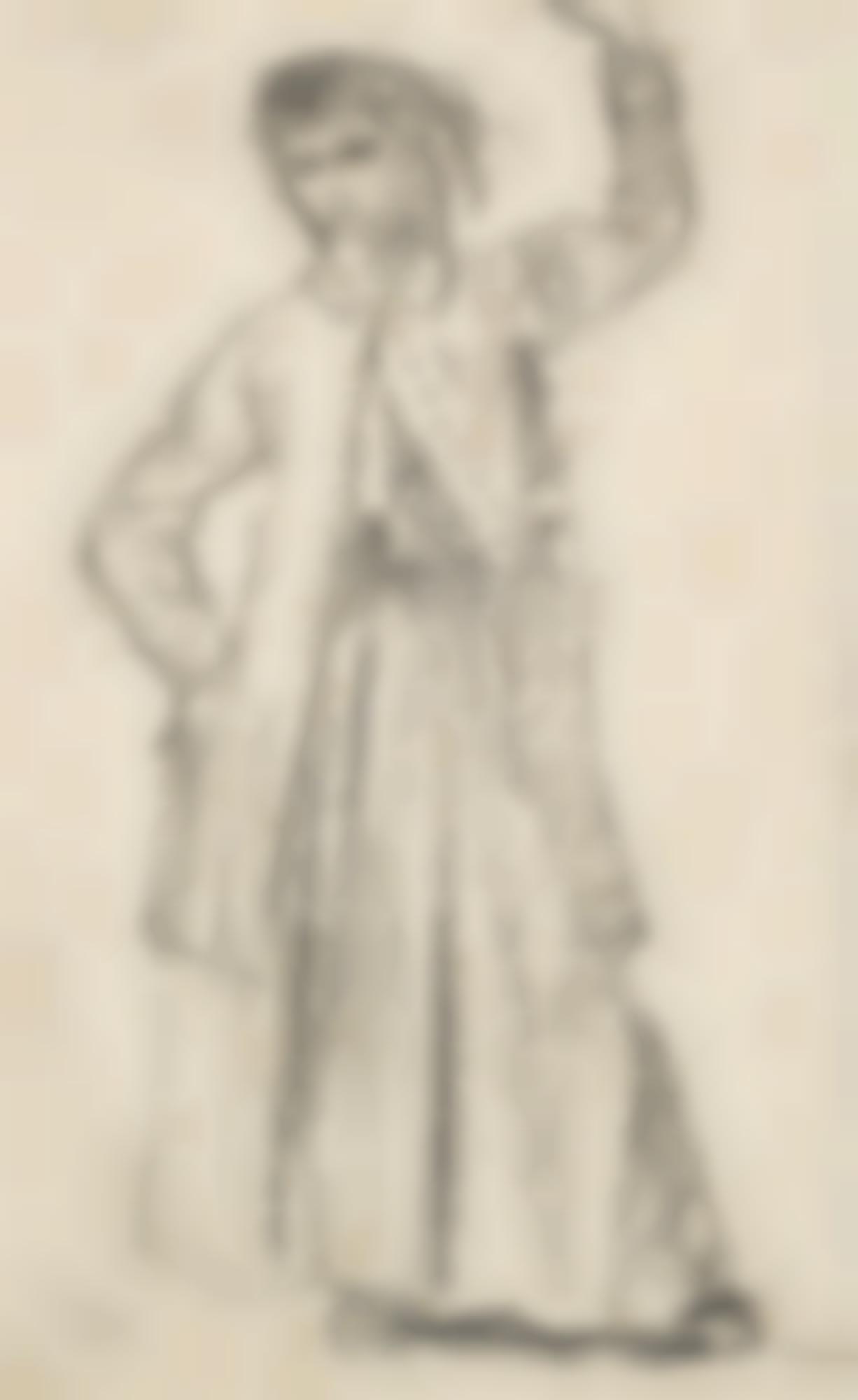 Augustus Edwin John-Dorelia-