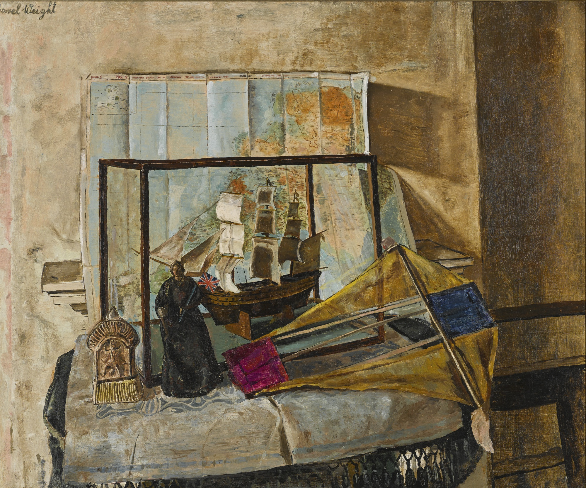 Carel Weight-Nautical Still Life-1935