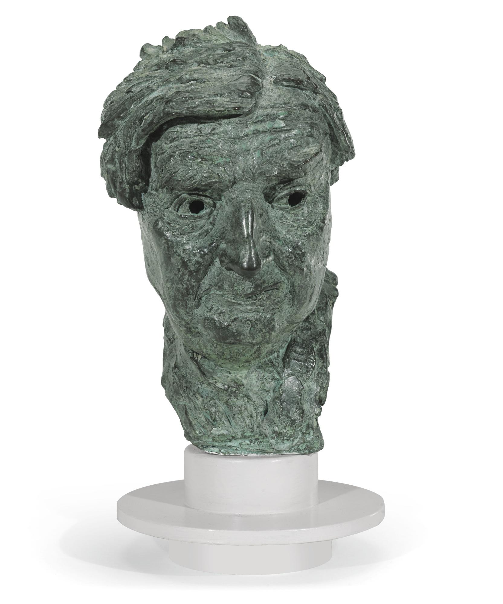 Jacob Epstein-Ralph Vaughan Williams Om-1949
