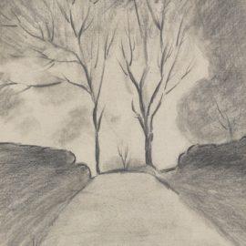 Laurence Stephen Lowry-Judy Lane-1940