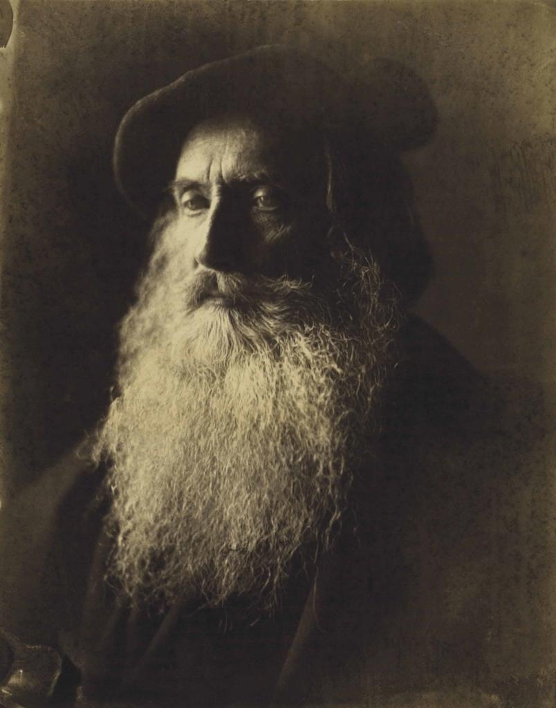 Julia Margaret Cameron-Henry Taylor-1865