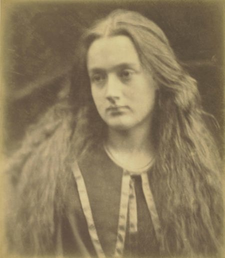 Julia Margaret Cameron-Mrs. Ewen Hay Cameron (Annie Chinery Cameron)-1869