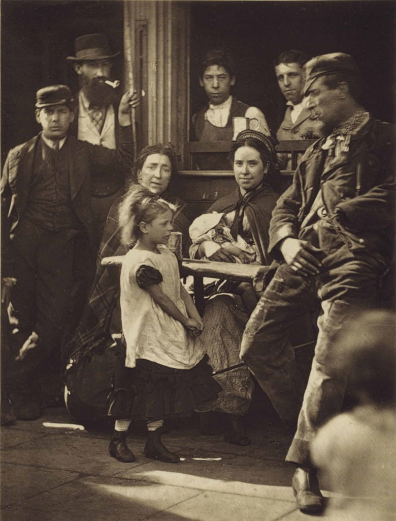 John Thomson-Hookey Alf, Of Whitechapel From Street Life In London-1877