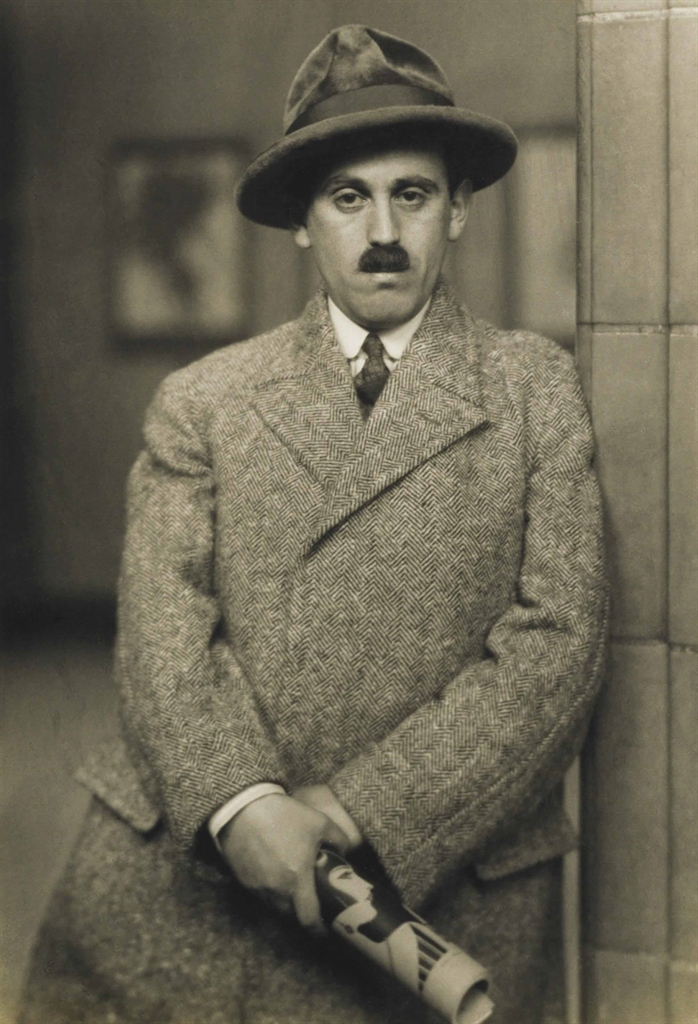 August Sander-Art Dealer, Cologne-1927