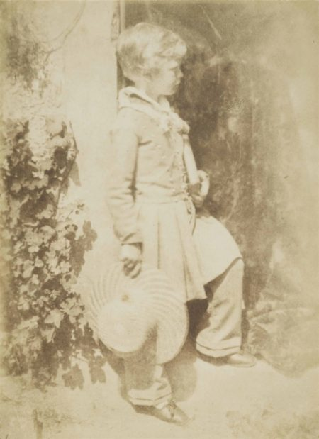David Octavius Hill-Master Hope Finlay-1847