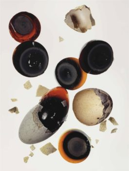 Irving Penn-1,000 Year Old Eggs (A), New York-2003