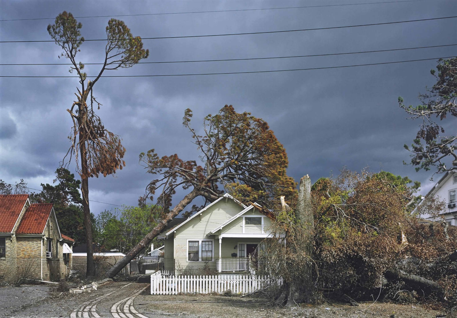 Robert Polidori-5979 West End Boulevard, New Orleans, La-2005