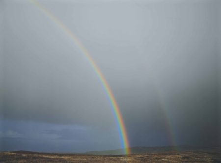 Paul Graham-Double Rainbow, Donegal, Ireland-2013