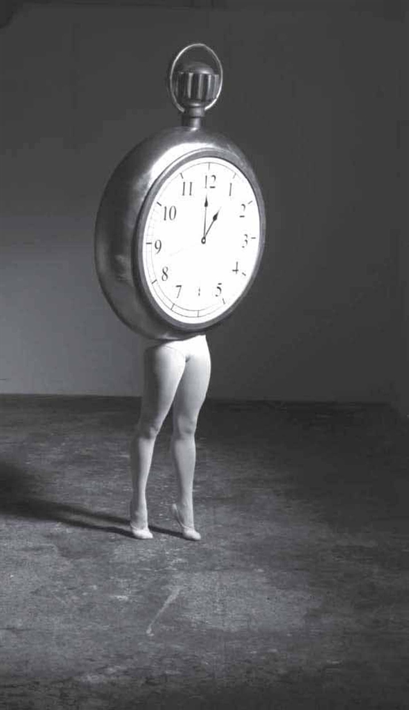 Laurie Simmons-Walking Pocket Watch/ The Music Of Regret-2006