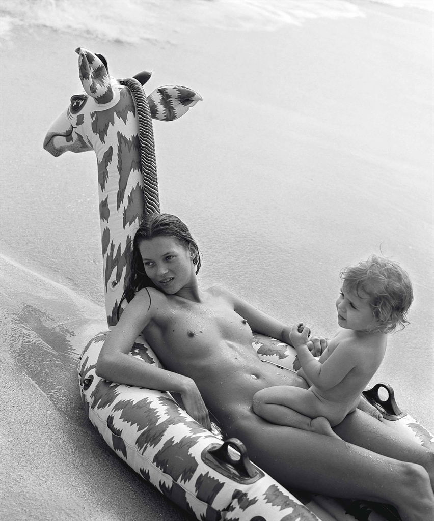 Bruce Weber-Kate And Jane, Golden Beach, Florida-1997
