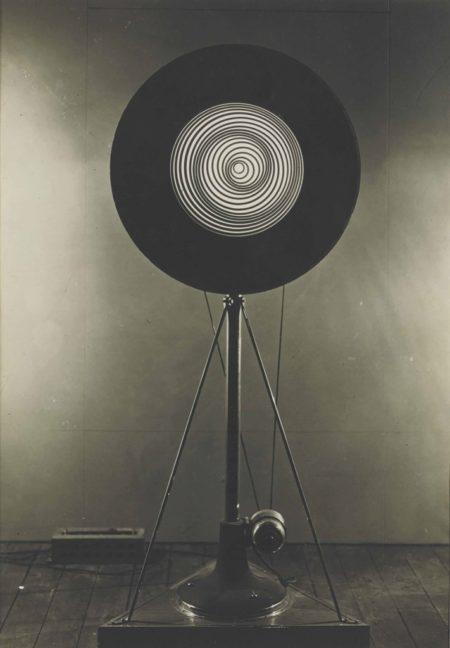Man Ray-Rotary Demisphere (Precision Optics)-1925