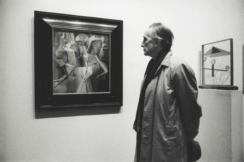 Ugo Mulas-Marcel Duchamp-1965