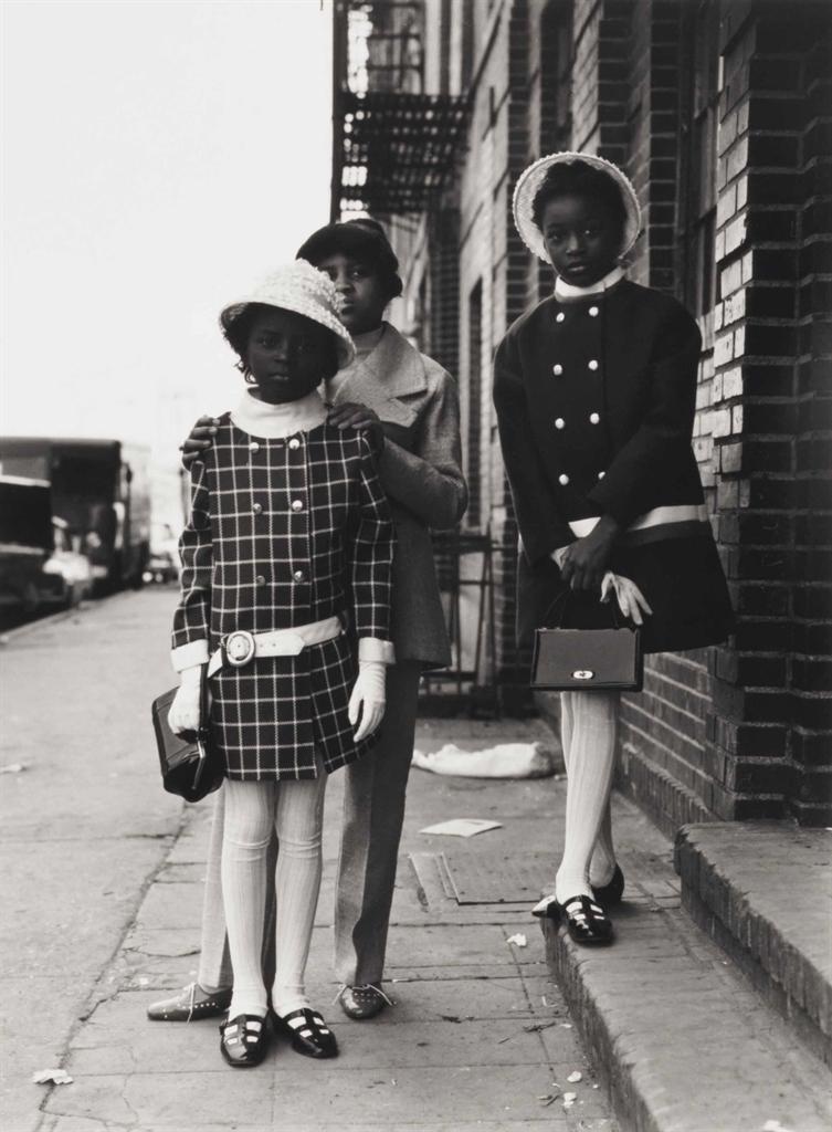 Bruce Davidson-East 100Th Street-1968