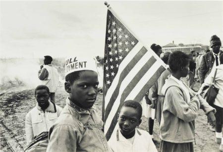 Dennis Hopper-Untitled (Civil Rights March, Louisiana)-1964