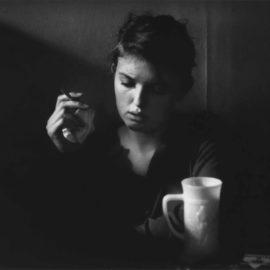 Dave Heath-Jennine Pommy Vega, New York City-1957
