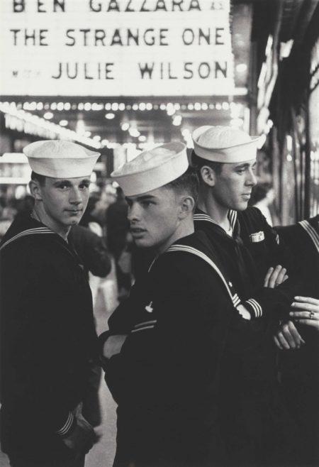 Frank Paulin-New York-1956