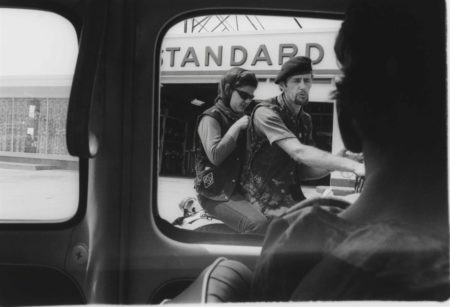 Danny Lyon-Cal With Eileen-1966