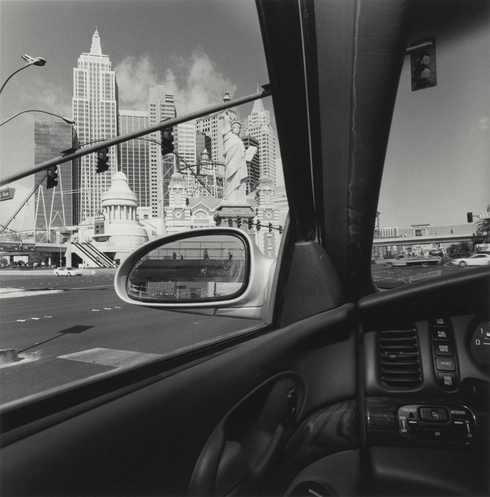 Lee Friedlander-Las Vegas-2002