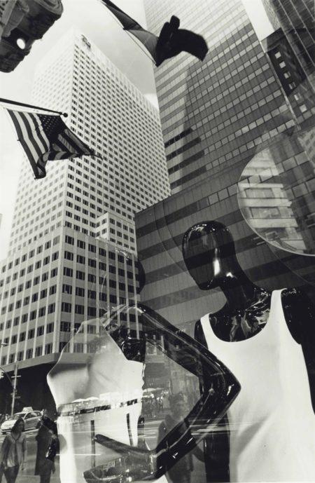 Lee Friedlander-New York City-2011