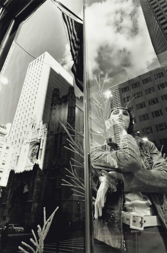 Lee Friedlander-New York City-2010