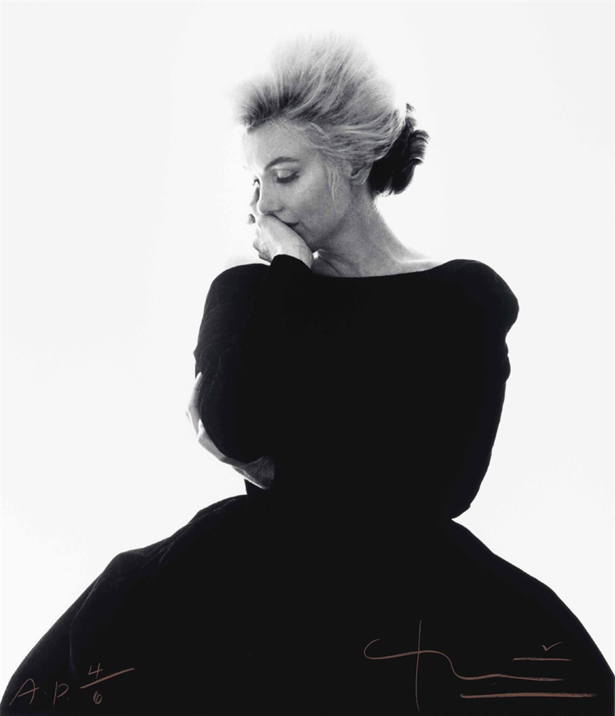Bert Stern-Marilyn Monroe, Vogue-1962