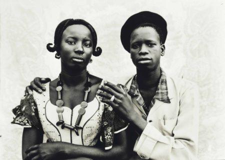 Seydou Keita-Young Couple-1952