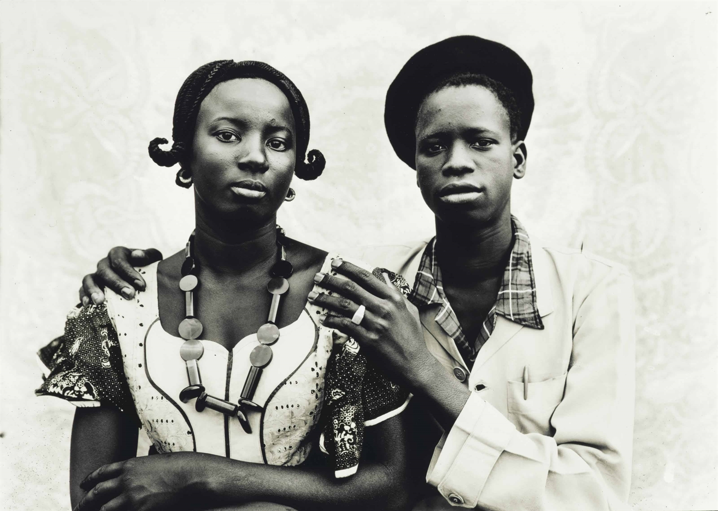 Seydou Keita-Young Couple-1952