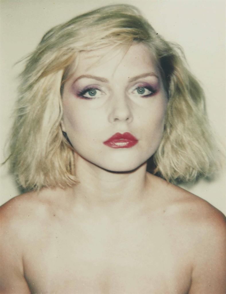 Andy Warhol-Debbie Harry-1980