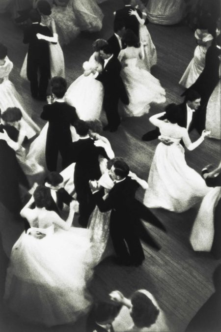Henri Cartier-Bresson-Queen Charlottes Ball, London-1959