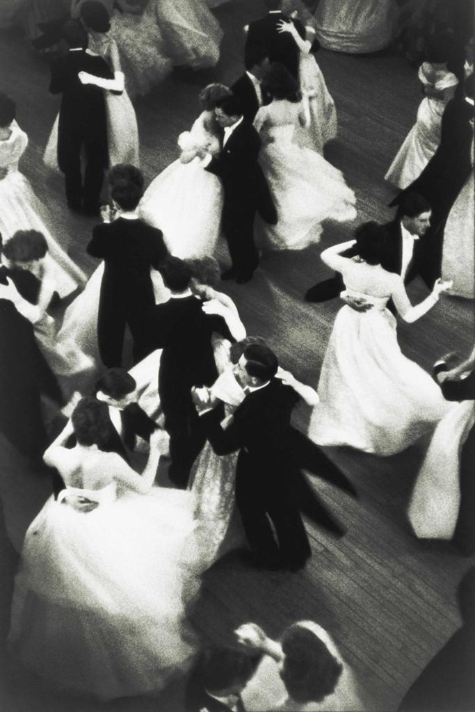 Henri Cartier-Bresson-Queen Charlottes Ball, London-1959