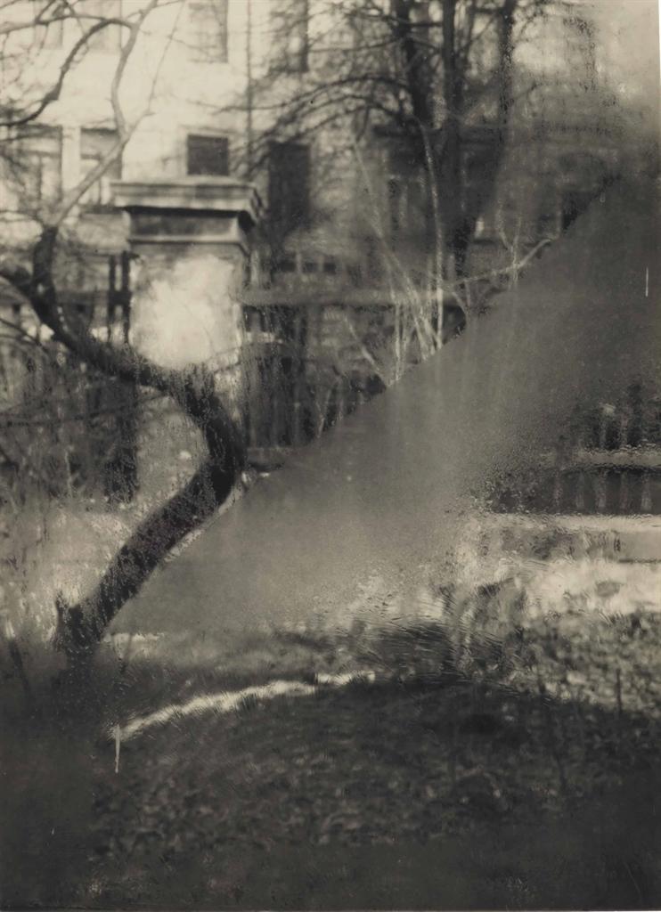 Josef Sudek-The Window Of My Studio-1954