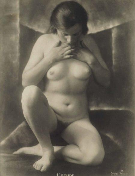 Frantisek Drtikol-Letude-1925