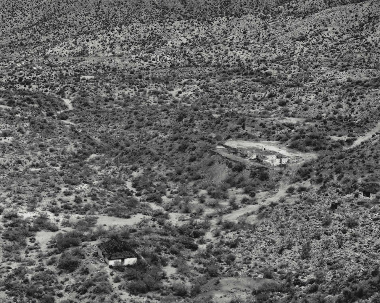 Frederick Sommer-Constellation, Arizona-1943