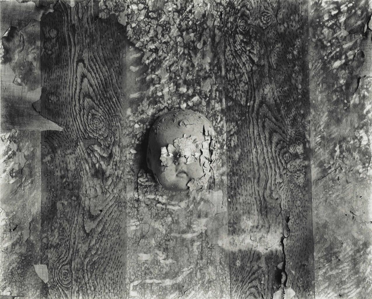 Frederick Sommer-Medallion-1948