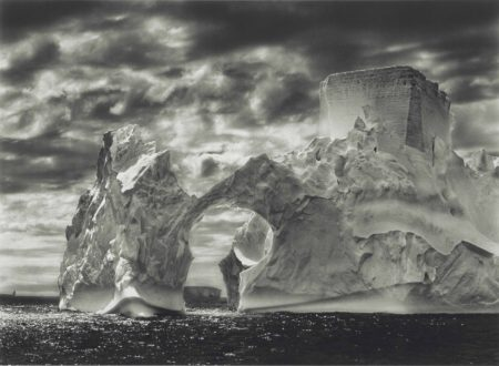 Sebastiao Salgado-Iceberg Between The Paulet Island And The South Shetland Islands, Antarctica-2005