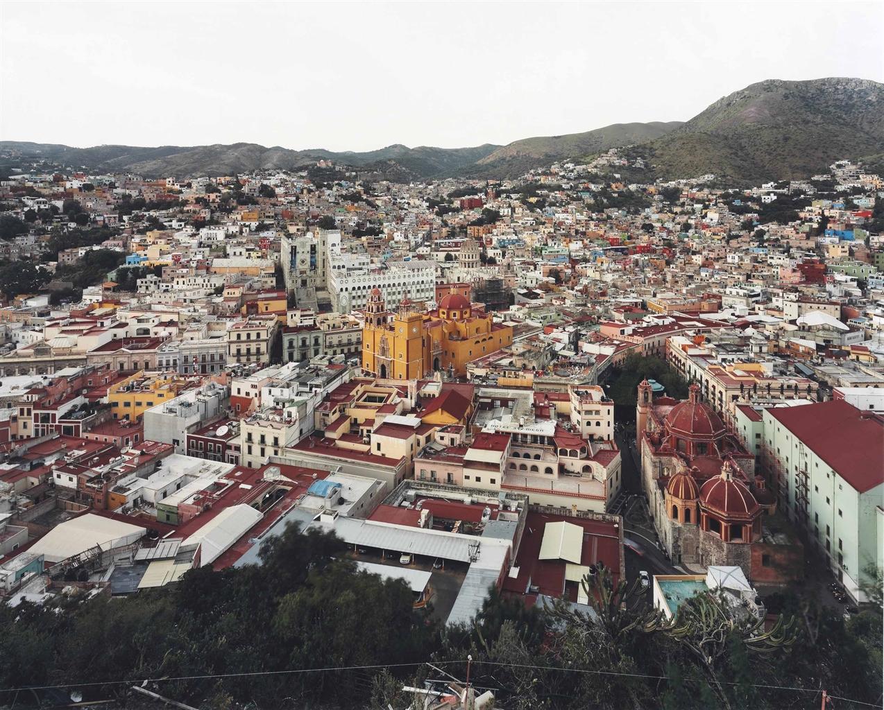 Sze Tsung Leong-Guanajuato I, From Cities-2009