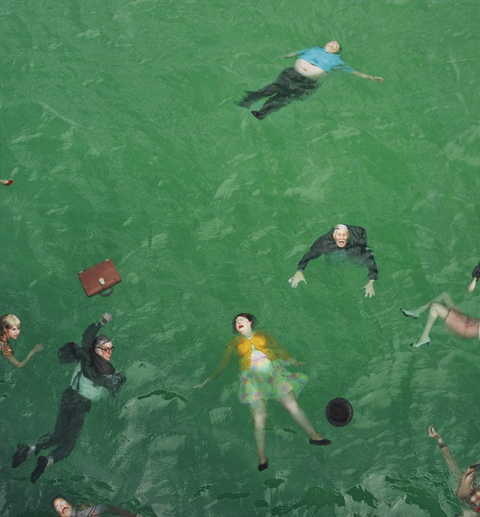 Alex Prager-3:14 Pm, Pacific Ocean-2012