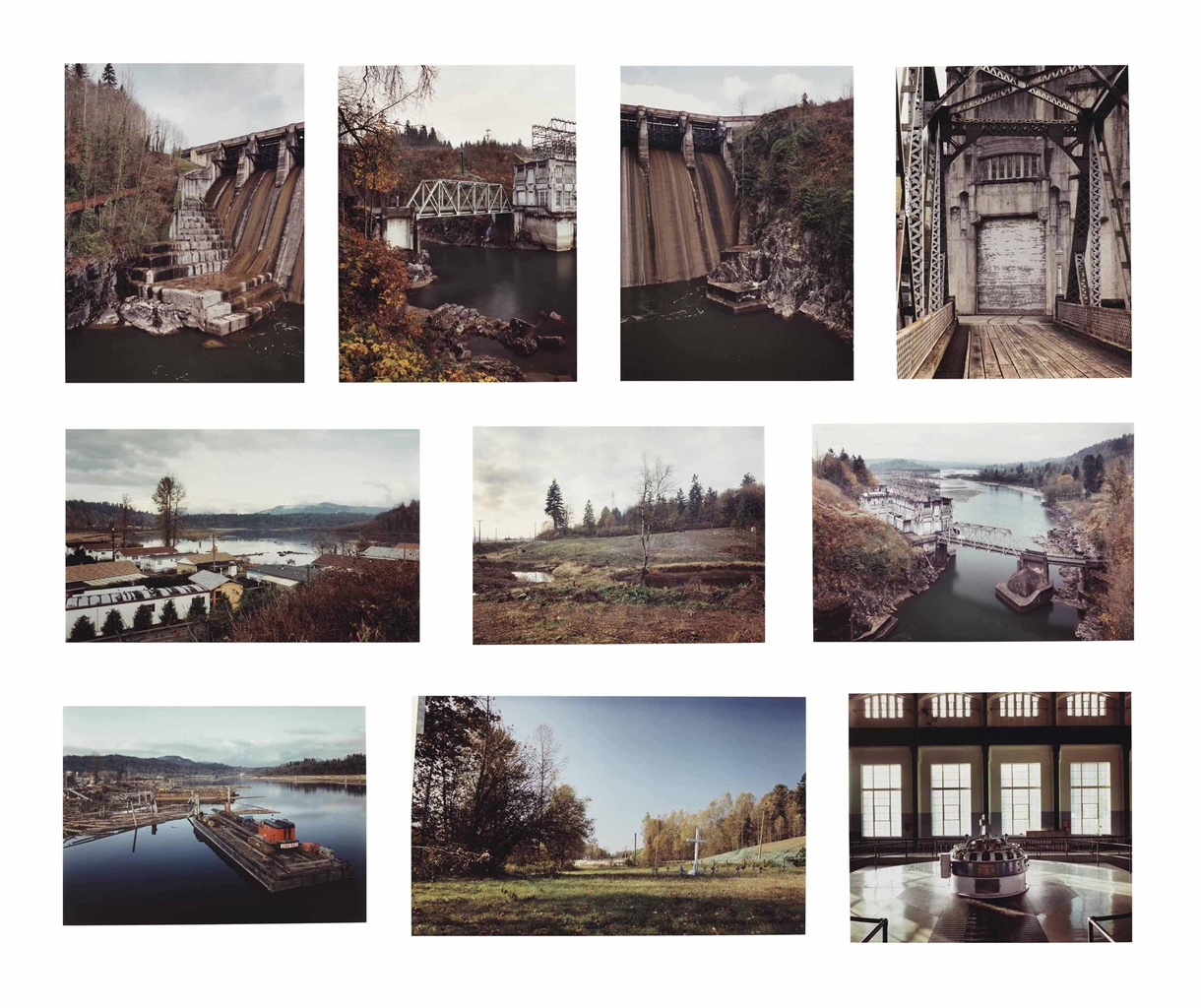 Stan Douglas-Pursuit, Fear, Catastrophe: Ruskin, B.C.-1993